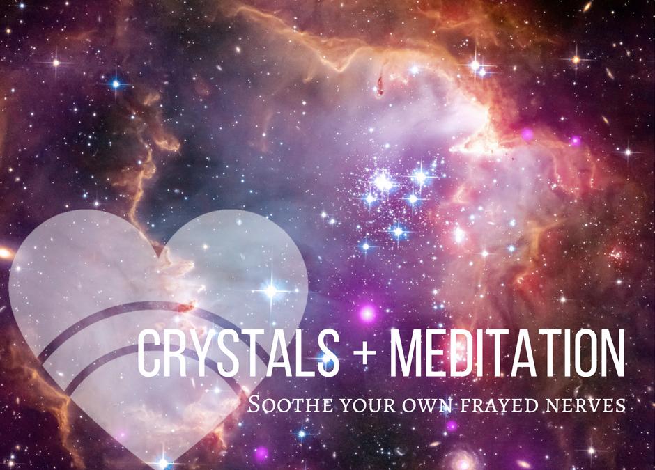 Crystal + Meditation Club