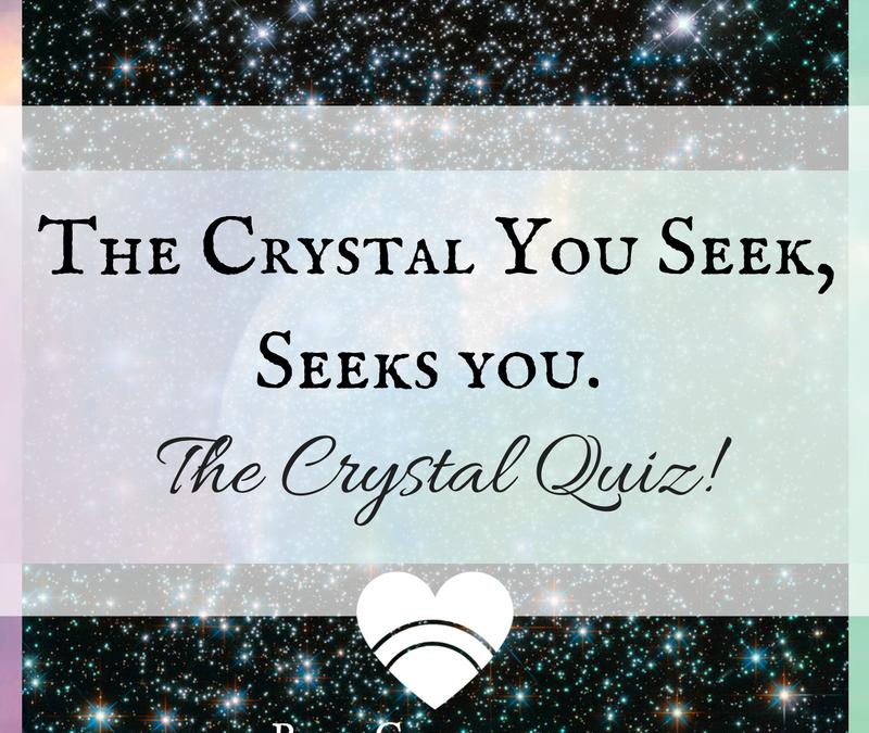 Crystal Quiz Vol. 1!!