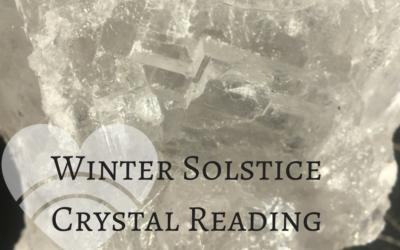 Bonus: Winter Solstice Crystal Reading
