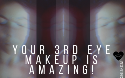 Your Third Eye Make up is Amazing!